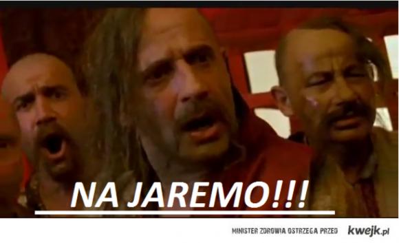 Na Jaremu!